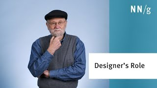 The Changing Role of the Designer: Practical Human-Centered Design