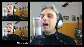 How to Sing She Loves You Vocal Harmony Beatles Tutorial Harmonies