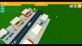 Roblox - City Architect Part 1 (Speed Build)