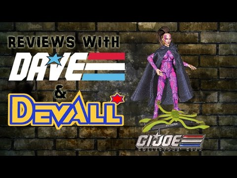 G.I. Joe Collector Club 2016 Membership Exclusive Figure Pythona REVIEW