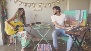 Sofía Ellar & Álvaro Soler - Barrer a Casa (VideoClip Oficial) - #StayHome and Sing #WithMe