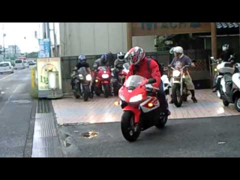 HONDA VTR1000 SP1 VS CBR1000RR...