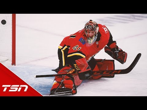 'It was an embarassment' - Flames' Mike Smith reflects on 9-1 loss to Penguins