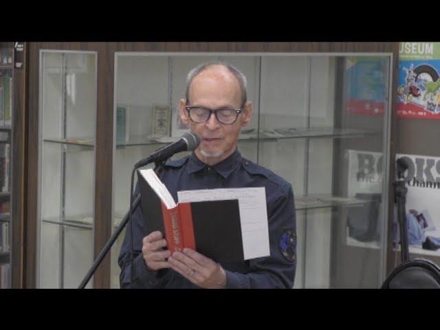 Wayne Kramer; evening with author