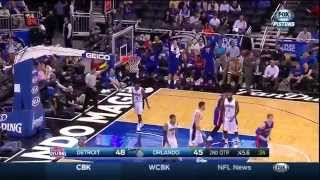 Jodie Meeks vs. Magic: 34 points (9-11 3P), 2 steals