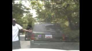 caught on dash cam man fights cops steals police car then crashs