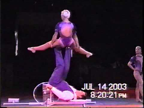 The Ashton Family Acrobatics Youtube