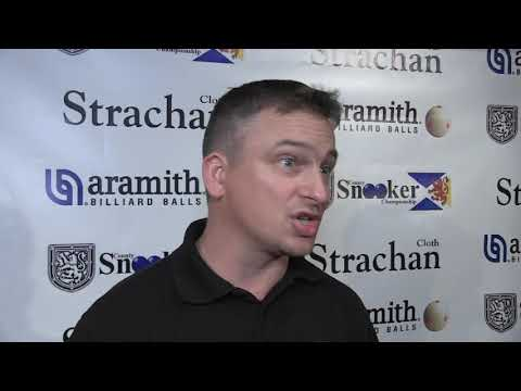 Scottish County Snooker Championships - Lee McAllister