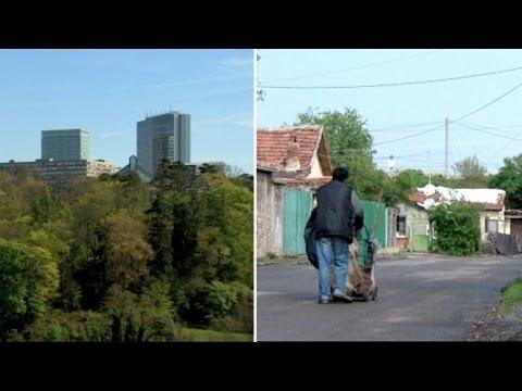 El país más rico y el más pobre de la UE