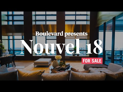 Singapore property tours: A luxury new condo for sale at Nouvel 18 | Boulevard