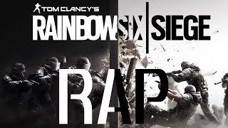 Rainbow Six:Siege  Rap Song Tribute  DEFMATCH -