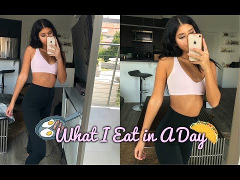 What I Eat in A Day: Gluten, Dairy & Sugar Free // Jasmine Sky