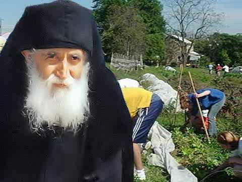 Pater Paisios peri ethnikon Thematon apo to niazomai net