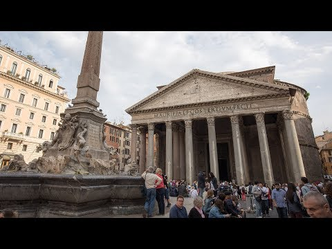 best-of-rome-walking-tour:-pantheon,-piazza-navona-and-trevi-fountain