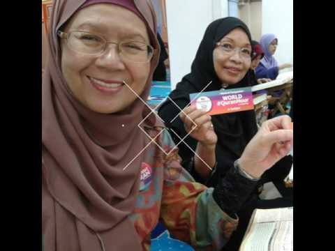 MALAYSIA #QuranHour @ Masjid Al Ghufran, TTDI KL