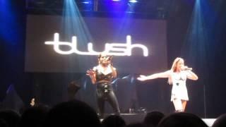 Blush Houston Got Cake Tour