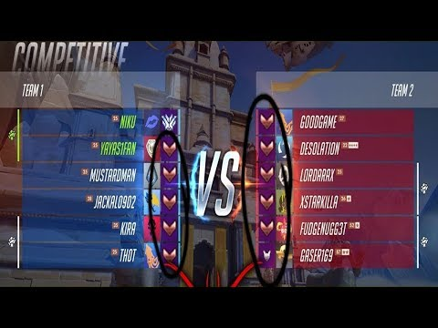 When Top 500 Players Play With a Bronze Player - Overwatch Stream Moments (XQC, Stevo, TimTheTatman)