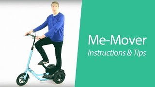 Instructions & Tips Video   Me-Mover Fitness