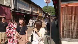 予定外に名所発見!金沢の東山界隈ぶら散歩 thumbnail
