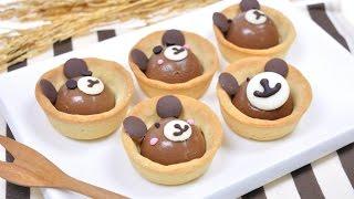ช็อกโกแลตทาร์ต Chocolate Tart