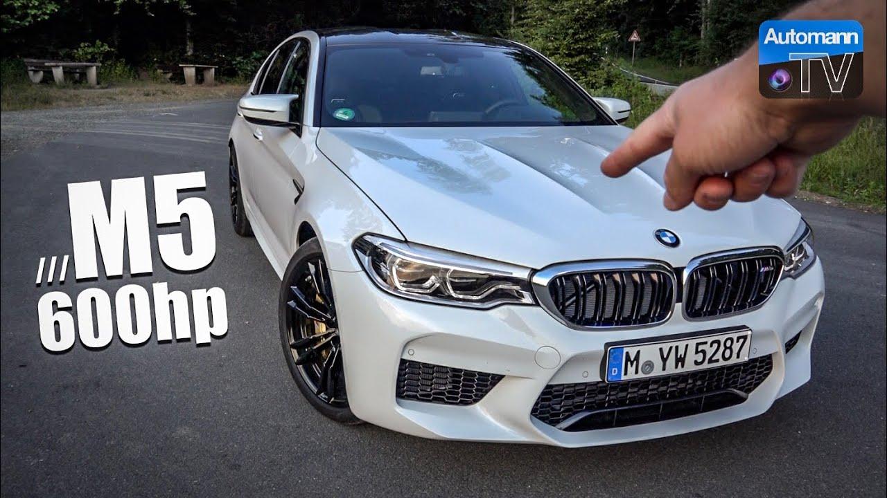 2018 Bmw M5 F90 Automanntalks Youtube
