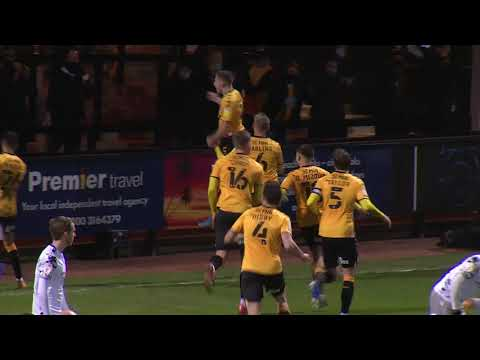 Cambridge Utd Colchester Goals And Highlights