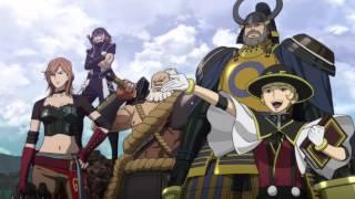 Sengoku Basara 4 Sumeragi Opening (Original Audio & Video)