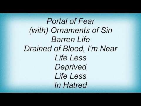 Darkthrone - Lifeless Lyrics mp3