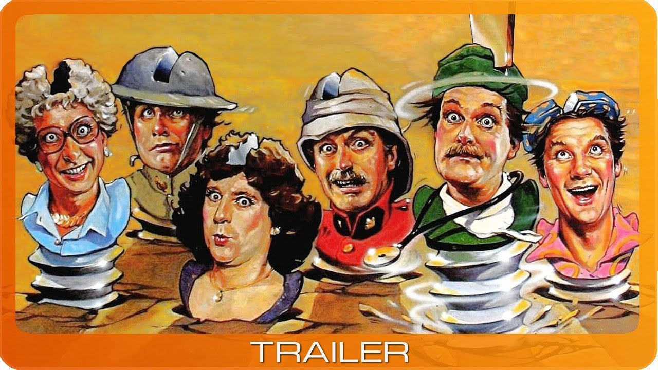 Monty Python's The Meaning Of Life ≣ 1983 ≣ Trailer