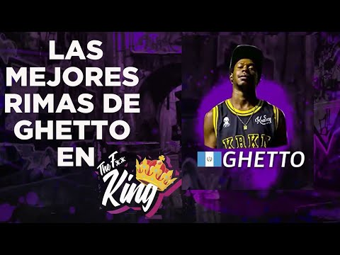 Las mejores rimas de GHETTO 🇬🇹 | The Fu** King Argentina 2019 🇦🇷| MINUTAZO DEL AÑO AGUA|TFK