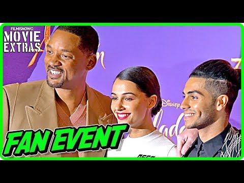 ALADDIN | France Fan Event
