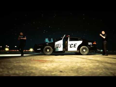 GTAV | Flying Lotus - The Kill ft. Niki Randa |& Other Criminals