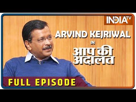 Arvind Kejriwal in