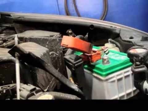 How To Replace The Battery On A 2009 Honda Civic