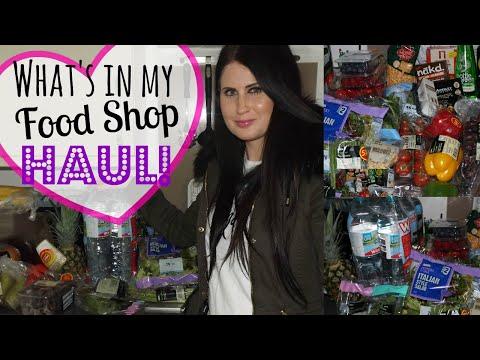 Healthy Food Haul! Weekly Shop