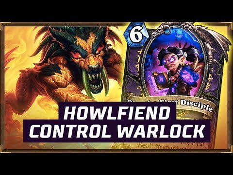 Howlfiend Control Warlock | The Boomsday Project | Hearthstone
