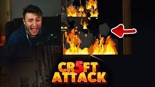 REWI ZÜNDET meine BRÜCKE an - Meine Rache 😡 Craft Attack 5 #5