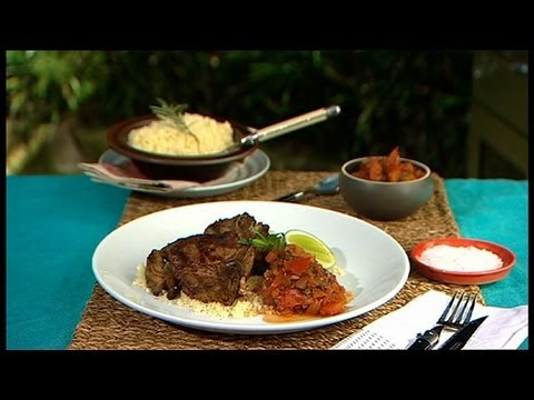 Better Homes And Gardens - Fast Ed: BBQ Lamb Loin