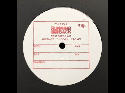 RADIO SLAVE - CHILDREN OF THE E (KiNK & RACHEL REMIX GERD JANSON EDIT) (RUNNING BACK)