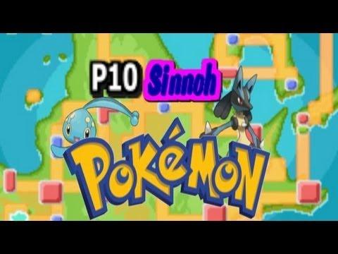My 10 Personal Favorite Sinnoh (4th gen) Pokemon