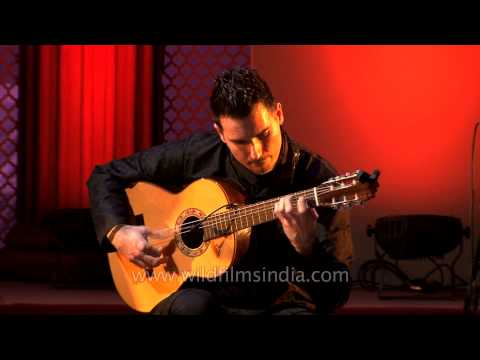 Flamenco music at 3rd International Sufi Festival