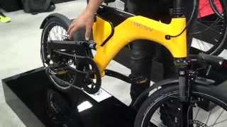 BESV Electric Bikes | Interbike 2015 | Electric Bike Report