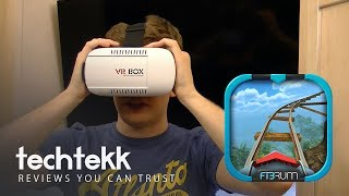 VR BOX Review | A Cheap VR Headset