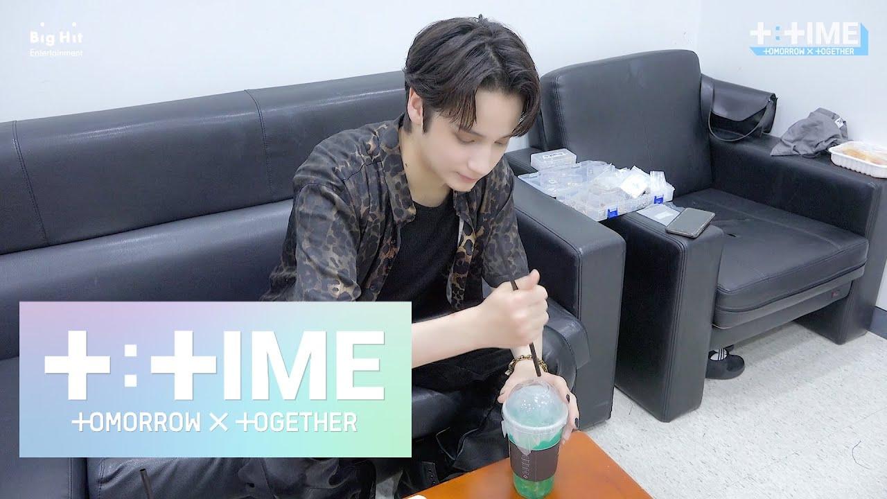 [T:TIME] Blue Lemonade Time - TXT (투모로우바이투게더)