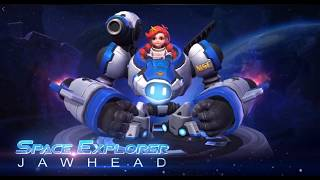 Jawhead New skin Mobile Legends |Space Explorer