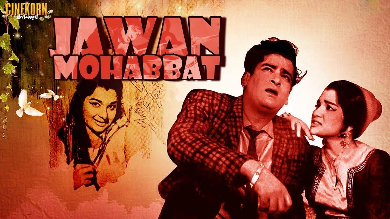 Jawan Mohabbat Bollywood Hindi Full Movie HD | Shammi Kapoor, Asha Parekh, Pran | Classic Movie 2019