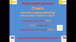 British Slang and Expressions - Free Musical Slideshow