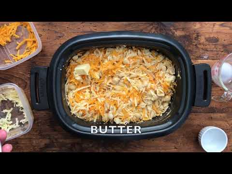 How To Make The Best Crockpot Mac And Cheese