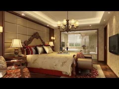 Top 10 High Quality Luxury Bedroom Furniture Sets - YouTube