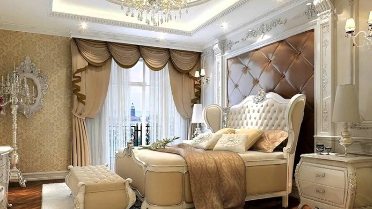 Top 10 High Quality Luxury Bedroom Furniture Sets - YouTube